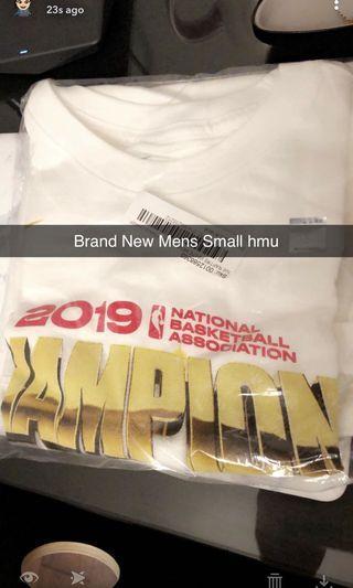 Nike Toronto Raptors Locker Room T-Shirt