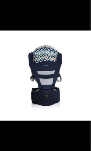 🚚 Brand new condition Elbini & Co ready fit baby carrier