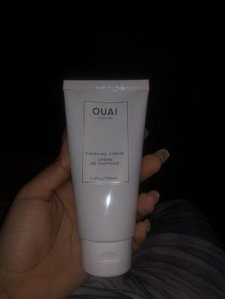 OUAI finishing cream (styling)