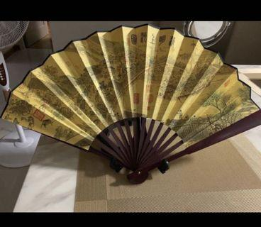 🚚 Superb quality japanese/ chinese paper fan 2 for $25