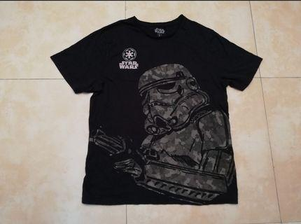 baju STAR WARS darth vader camo design t shirt