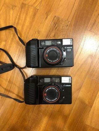 Canon sure shot autoboy 2 film camera
