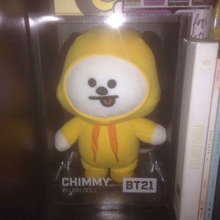 (WTS/LFB) BTS BT21 OFFICIAL CHIMMY PLUSH DOLL