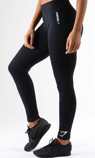Gymshark ark jersey tights / leggings - Xs