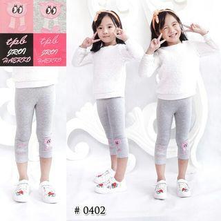 Legging/leging anak perempuan import
