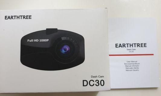 Earthtree DC30 Car Camera Car Dashcam