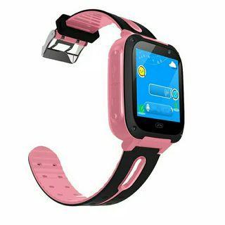 V6 Smart Watch Jam Tangan Pintar Anak Support SimCard+GPS+Camera
