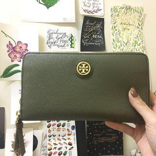 Tory Burch Wallet Agave