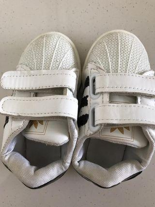 🚚 Adidas Alike Baby Shoes