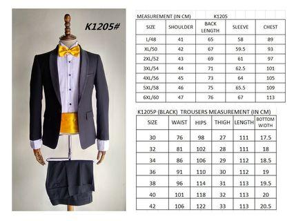#K1205 - Grey Suit for Dinner/Event