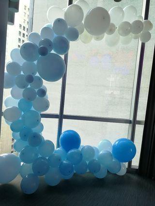Garland balloon