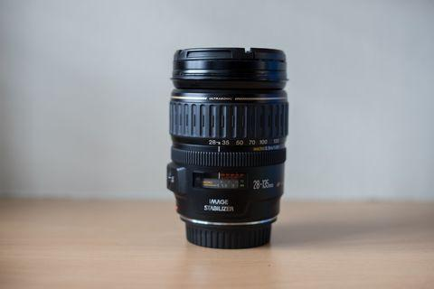 Canon 28-135 f/3.5-5.6 IS USM