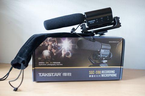 Takstar SGC-598 [ALMOST NEW]