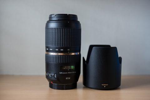Tamron 70-300 f/4-5.6 for Canon Mount