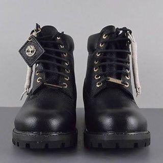Timberland footbal boots black