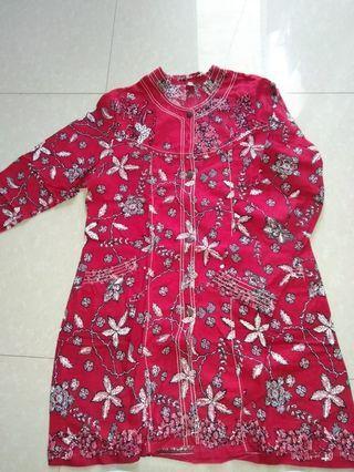 Midress batik
