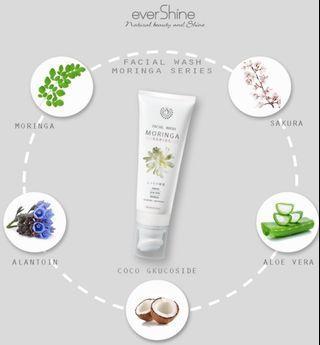 Facial wash  Moringa