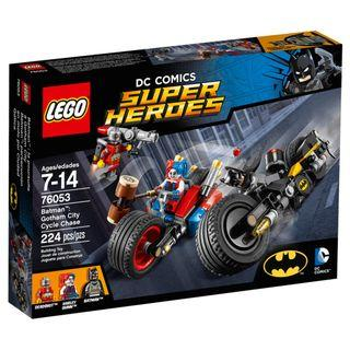 LEGO 76053 Gotham City Cycle Chase