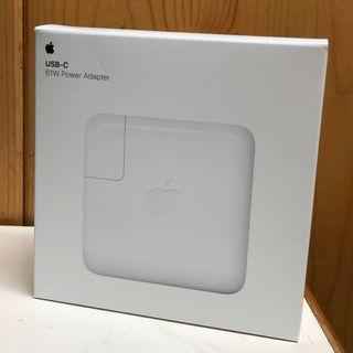 New 全新 Apple 61W Power Adapter USB-C 電源轉換器
