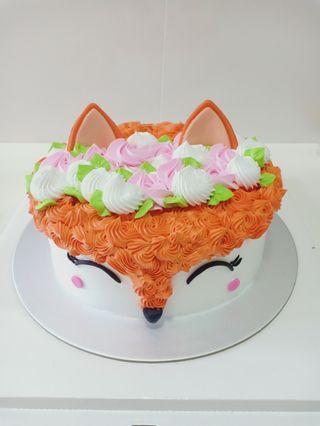 🚚 Birthday Cake