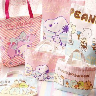 ⭐️可愛卡通午餐盒袋布袋⭐️