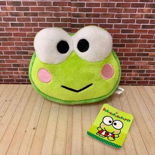 (全新)正版三麗鷗 Sanrio 大眼蛙 青蛙 馬卡龍造型 玩偶 布偶 填充玩具 娃娃 吊飾