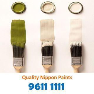 Quality Nippon Paints