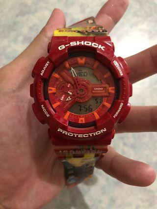 G Shock (Iron Man)