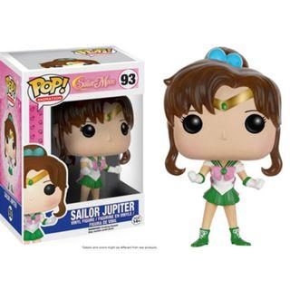 Funko Pop 93 Sailor Jupiter