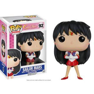Funko Pop 92 Sailor Mars