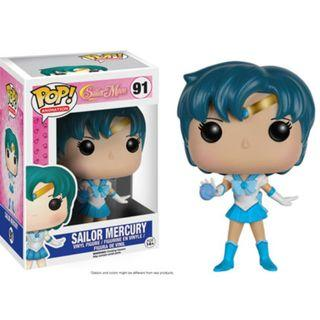 Funko Pop 91 Sailor Mercury