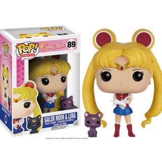 Funko Pop 89 Sailor Moon