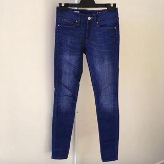 Gap Mid Rise Skinny Jeggings (Aus Size 6)