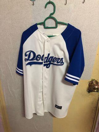 Baseball Shirt dodgers