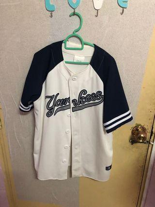 Baseball Shirt ny