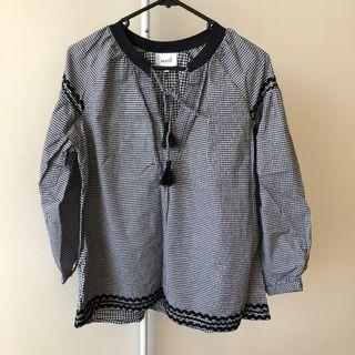 Seed Bohemian Styled Shirt (Aus Size 6)