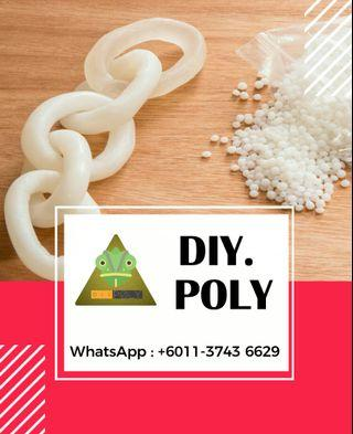 DIYPOLY , polymaker  , Plastic craft