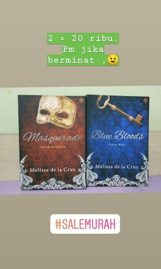 Novel Meliza De La Cruz