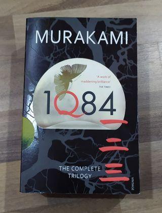 1Q84 (Complete Trilogy) by Haruki Murakami