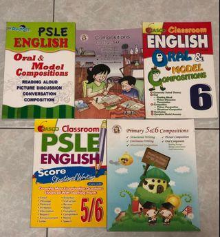 🚚 Primary School Compositions and Oral Guidebooks