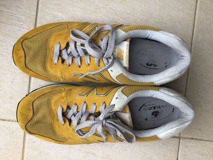 New Balance Sports Shoes Yellow
