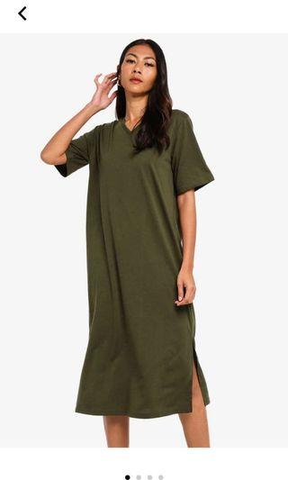 Zalora tshirt dress