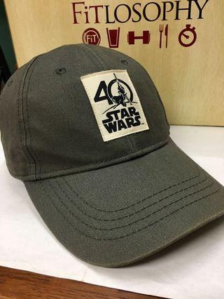 Star Wars cap(40 anniversary)