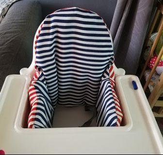 Baby Chair Cushion Cover