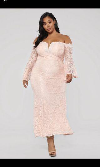 🚚 Remarkable lace dress