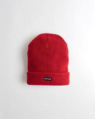 Hollister冷帽 (紅,灰,黑)