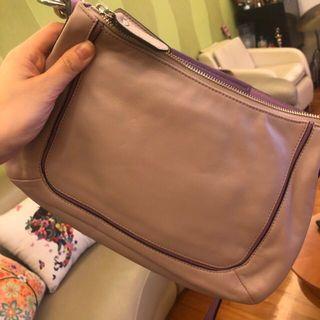 Coach 紫色袋