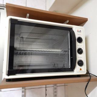 上豪 旋風式大烤箱 TS-1300c 30L