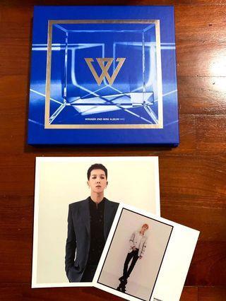 [WTT] Winner WE Photocard & Postcard