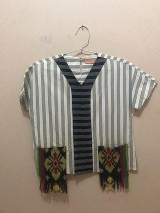 Blouse indonesia